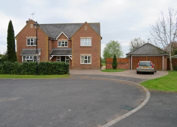 Thumbnail 5 bed detached house to rent in Jasmine Lane, St Marys Park, Burghill, Hereford