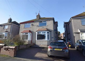 Thumbnail 3 bed semi-detached house for sale in Highlands Avenue, Barrow In Furness, Cumbria