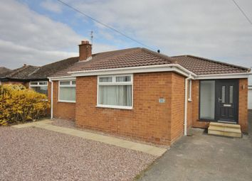 Thumbnail 4 bedroom semi-detached bungalow for sale in Haddon Drive, Pensby, Wirral