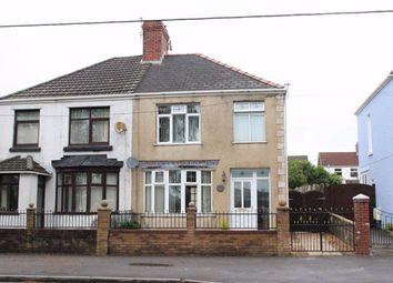 Thumbnail 3 bed semi-detached house for sale in Swansea Road, Gorseinon, Swansea