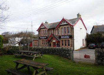 Thumbnail Pub/bar for sale in Red River Inn, Prosper Hill, Hayle, Cornwall