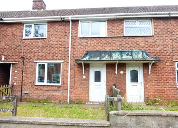 Thumbnail 3 bed terraced house to rent in Marshfield Road, Scunthorpe