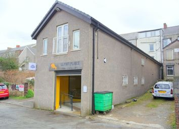 Thumbnail Commercial property for sale in Rear Of 18 Commercial Street, Talgarth & Llynfi Plaice, Maesteg