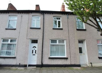 Thumbnail 2 bed terraced house for sale in Phillip Street, Newport