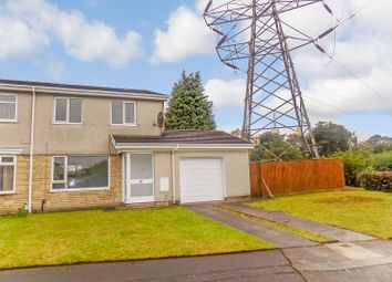 Thumbnail 3 bed semi-detached house for sale in Bay View Gardens, Skewen, Neath, Neath Port Talbot.