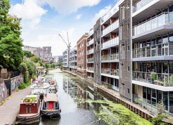 Thumbnail 1 bed flat for sale in St. Pancras Way, London