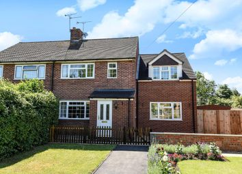 Thumbnail 4 bed semi-detached house for sale in Wescott, Aylesbury