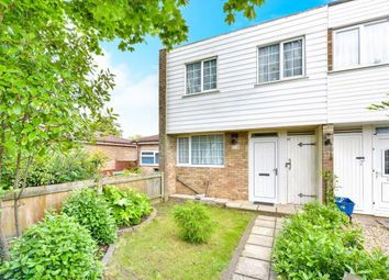 Thumbnail 3 bed end terrace house for sale in Thirlmere Avenue, Milton Keynes, Buckinghamshire, Na