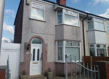 Thumbnail 3 bed semi-detached house for sale in Seattle Avenue, Blackpool
