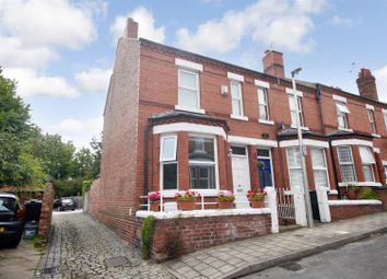 Thumbnail 2 bed end terrace house for sale in Moss Bank, Chester
