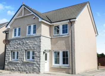 Thumbnail 3 bedroom semi-detached house for sale in Tuach Road, Inverurie