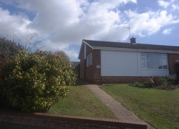 Thumbnail 2 bed semi-detached bungalow for sale in St. Dominic Road, Colchester