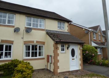 Thumbnail 3 bed semi-detached house to rent in Coed Mawr, Ystrad Mynach, Hengoed