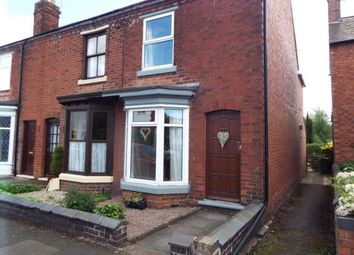 Thumbnail 2 bed end terrace house for sale in Lloyd Street, Cannock, Staffordshire