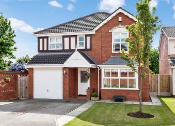 Thumbnail 4 bed detached house for sale in Hudson Close, Stamford Bridge, York