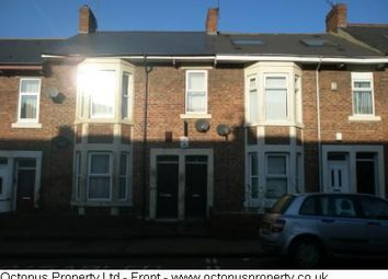 Thumbnail 3 bed flat to rent in Warwick Street, Newcastle Upon Tyne