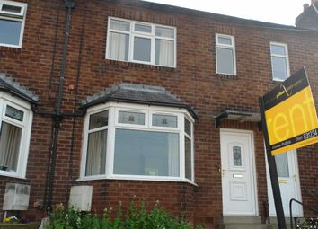 Thumbnail 2 bed terraced house to rent in New Ridley Road, Stocksfield