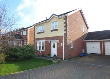 Thumbnail 3 bedroom link-detached house for sale in Caeau Penrallt, Llanfairpwllgwyngyll, Sir Ynys Mon