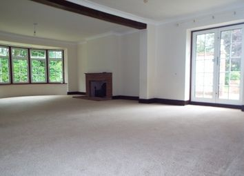 Thumbnail 4 bed bungalow to rent in Throwley Forstal, Faversham