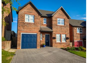 Thumbnail 4 bed detached house for sale in St. Mungo's Close, Maryport