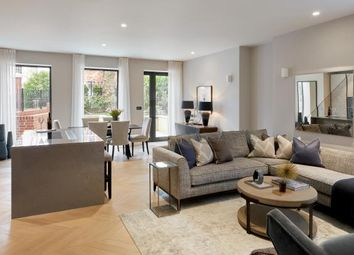 Thumbnail 3 bed flat for sale in Netherhall Gardens, Hampstead, London
