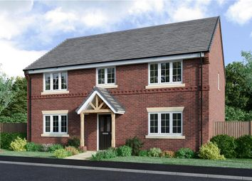 "Thumbnail 4 bed detached house for sale in ""Aldington"" at Lowbrook Lane, Tidbury Green, Solihull"
