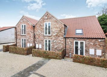 Thumbnail 1 bedroom end terrace house for sale in Grooms Cottage, Cross Keys Mews, Lairgate, Beverley