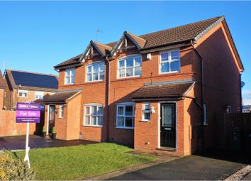 Thumbnail 3 bed semi-detached house for sale in Virginia Avenue, Stafford