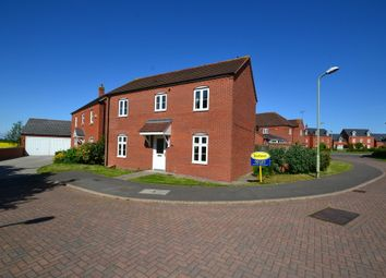 Thumbnail 3 bed detached house to rent in Warwick Rogers Close, Market Drayton, Shropshire