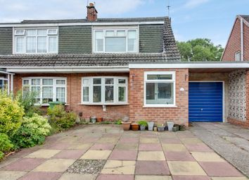 Thumbnail 3 bed semi-detached house for sale in Fountains Way, Formby, Liverpool