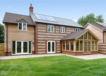 Thumbnail 4 bed detached house for sale in Iwerne Minster, Blandford Forum