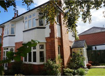 Thumbnail 3 bed detached house for sale in Webster Road, Bournemouth
