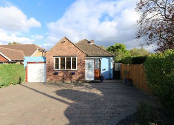 Thumbnail 2 bed detached bungalow for sale in Cannon Grove, Leatherhead, Surrey