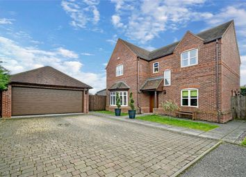 Thumbnail 5 bed detached house for sale in Eaton Socon, St Neots, Cambridgeshire