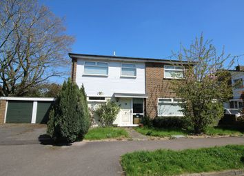 4 bed detached house for sale in Ardingly Close, Crawley RH11