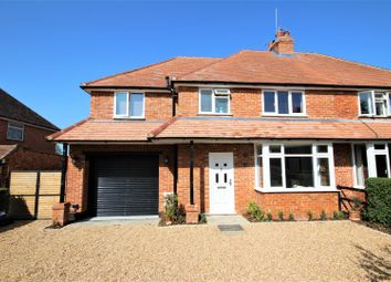 Thumbnail 4 bed property for sale in Farm Close, Holly Lane, Worplesdon, Guildford