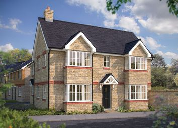 "Thumbnail 3 bed semi-detached house for sale in ""The Gotherington"" at Gotherington Lane, Bishops Cleeve, Cheltenham"
