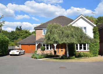Thumbnail 4 bed detached house for sale in Willow Close, Chalfont St. Peter, Gerrards Cross
