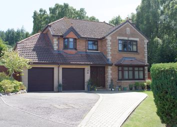 Thumbnail 5 bed detached house for sale in Oakdene Court, Culloden, Inverness