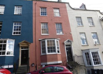 Thumbnail 1 bed flat to rent in Granby Hill, Bristol
