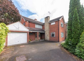 Thumbnail 5 bed detached house for sale in New Penkridge Road, Cannock