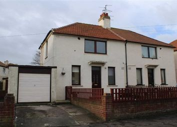 Thumbnail 3 bed semi-detached house for sale in Osborne Crescent, Tweedmouth, Berwick Upon Tweed