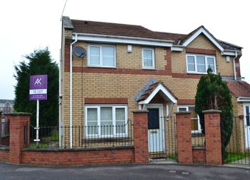 Thumbnail 2 bed semi-detached house to rent in Fretson Close, Sheffield