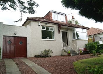 Thumbnail 4 bed detached house to rent in First Avenue, Bearsden