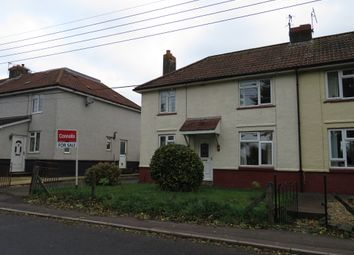 Thumbnail 3 bed semi-detached house for sale in Cross Lanes, Pill, Bristol