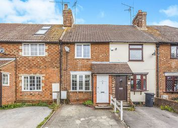Thumbnail 2 bed terraced house to rent in Spot Lane, Bearsted, Maidstone