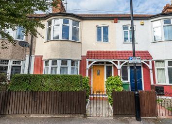 Thumbnail 3 bed terraced house for sale in St. John's Road, London