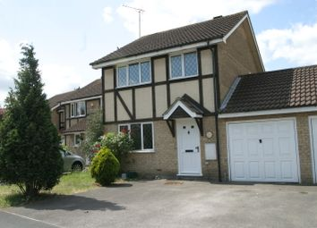 Thumbnail 3 bedroom detached house to rent in Caddy Close, Egham