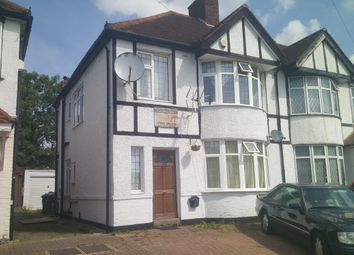 Thumbnail 3 bed semi-detached house to rent in Fernhurst Gardens, Edgware