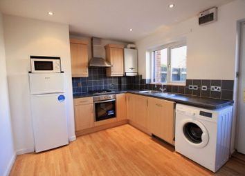 Thumbnail 2 bed terraced house for sale in Darwin Court, Lincoln